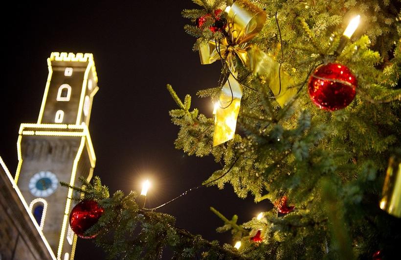 Weihnachtsmarkt Fürth.Fürther Kleeblattstadt Advent Weihnachtsmärkte In Bayern