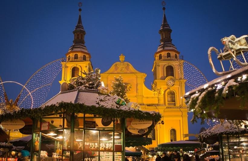 Ludwigsburg Weihnachtsmarkt.Ludwigsburger Barock Weihnachtsmarkt Weihnachtsmärkte In Baden