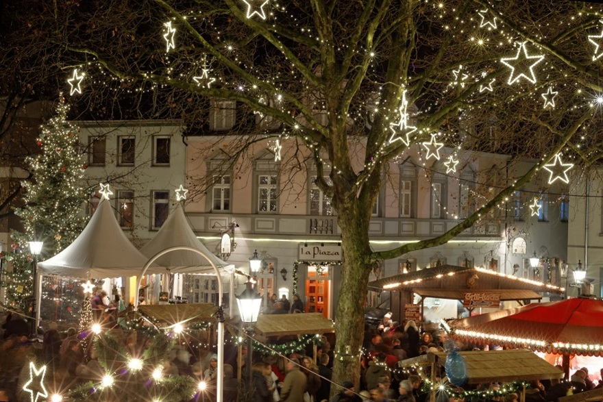 Weihnachtsmarkt Kempen.Niederrhein Weihnachtsmärkte In Nordrhein Westfalen