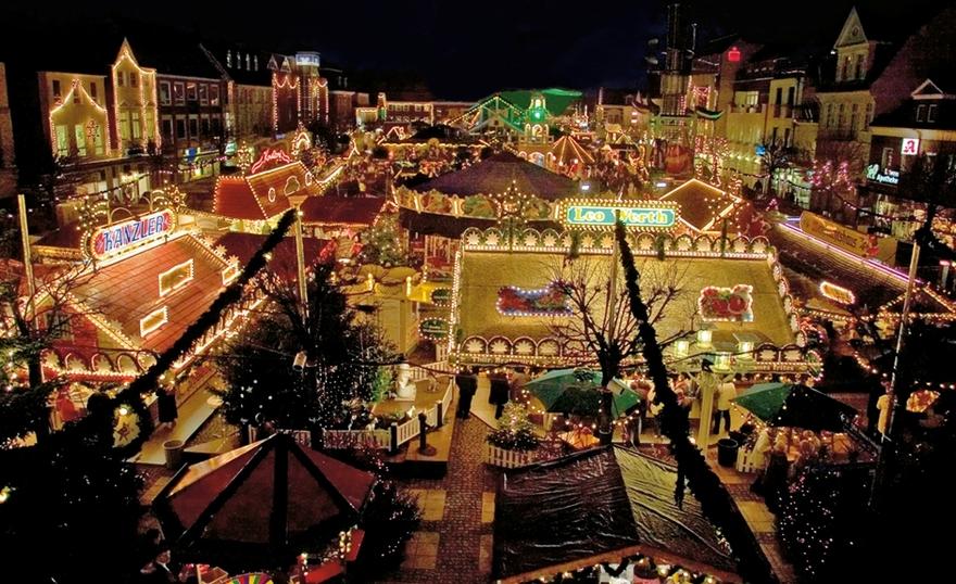 Weihnachtsmarkt Ahaus 2021