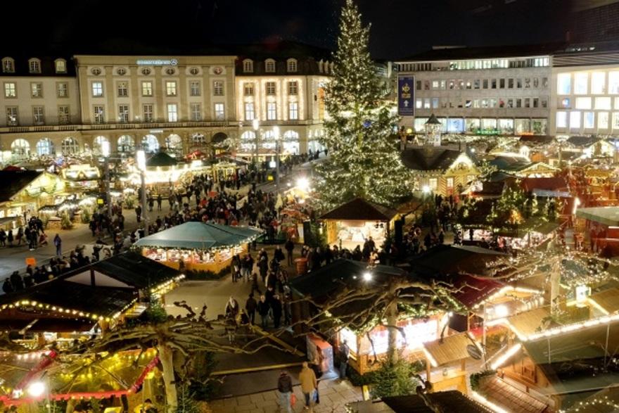 Kassel Weihnachtsmarkt öffnungszeiten
