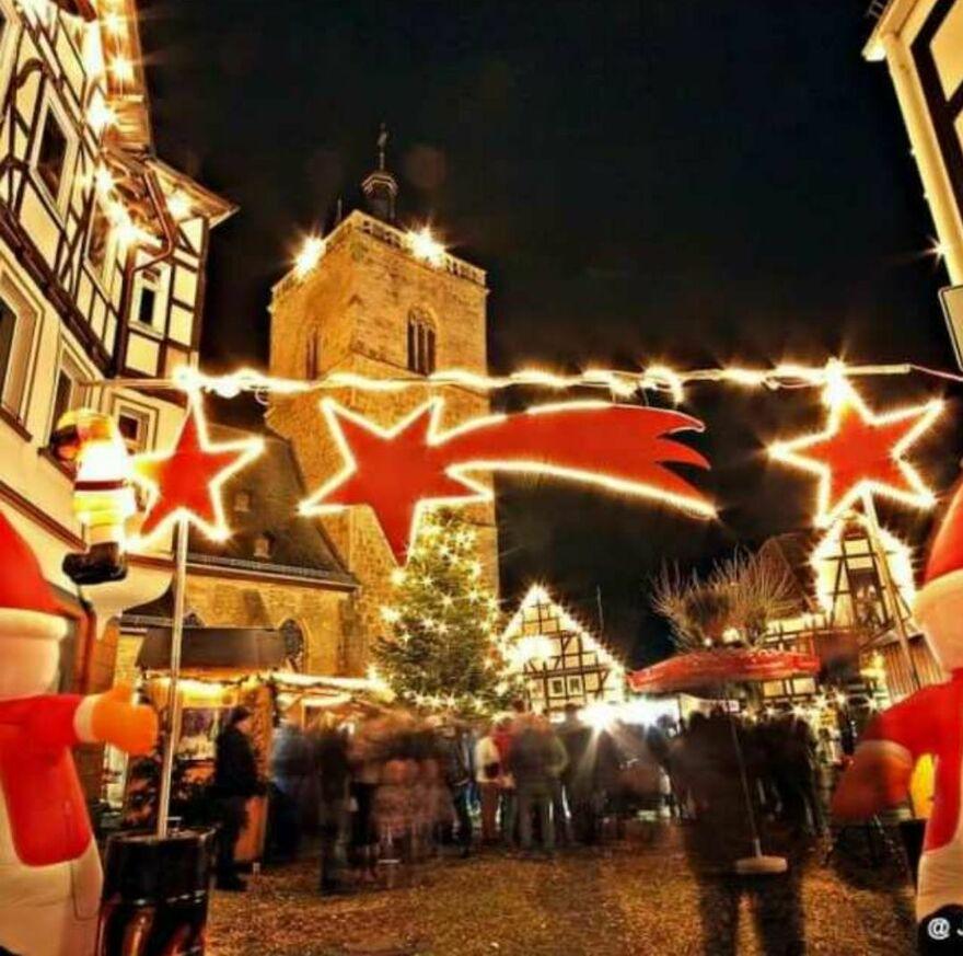 Weihnachtsmärkte In Hessen 2021