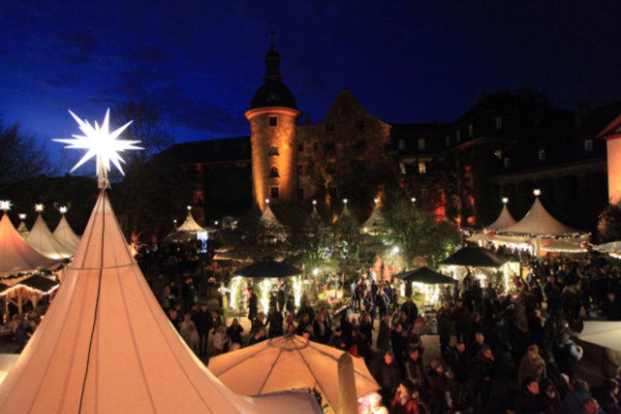Weihnachtsmärkte 2021 Hessen