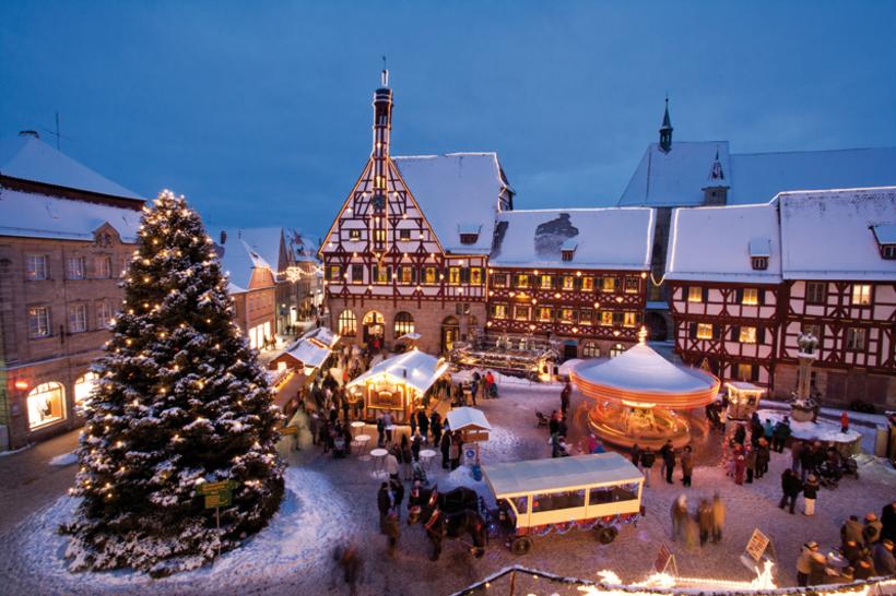weihnachtsmarkt bamberg 2019