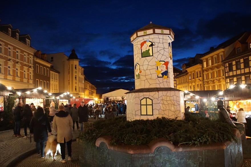 Weihnachtsmarkt Münster 2021