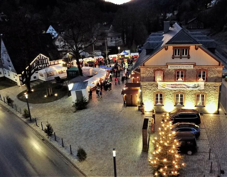 Weihnachtsmärkte 2021 Bayern