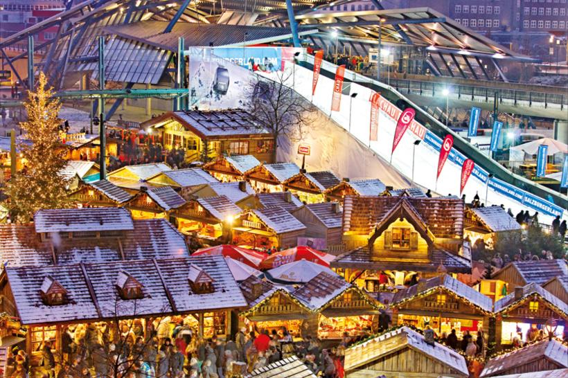 Weihnachtsmarkt Heute Nrw.Centro Weihnachtsmarkt Oberhausen Weihnachtsmärkte In Nordrhein
