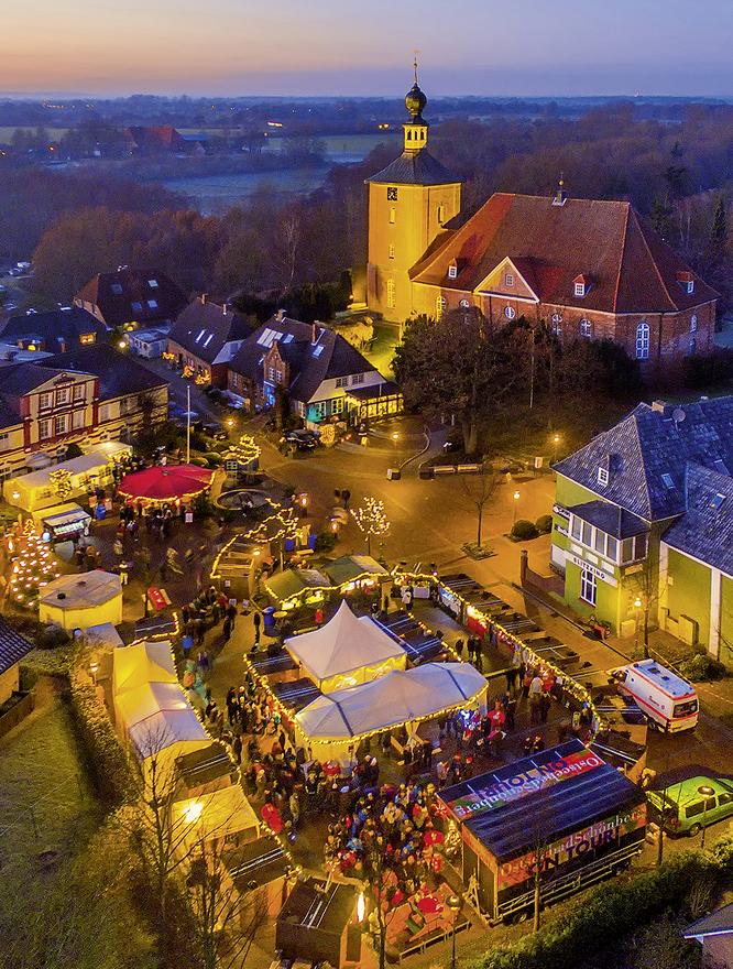 Weihnachtsmarkt Lübeck 2021