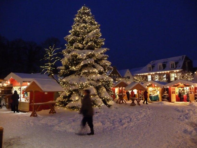 Weihnachtsmarkt Greetsiel.Weihnachtsmarkt Norden Weihnachtsmärkte In Niedersachsen