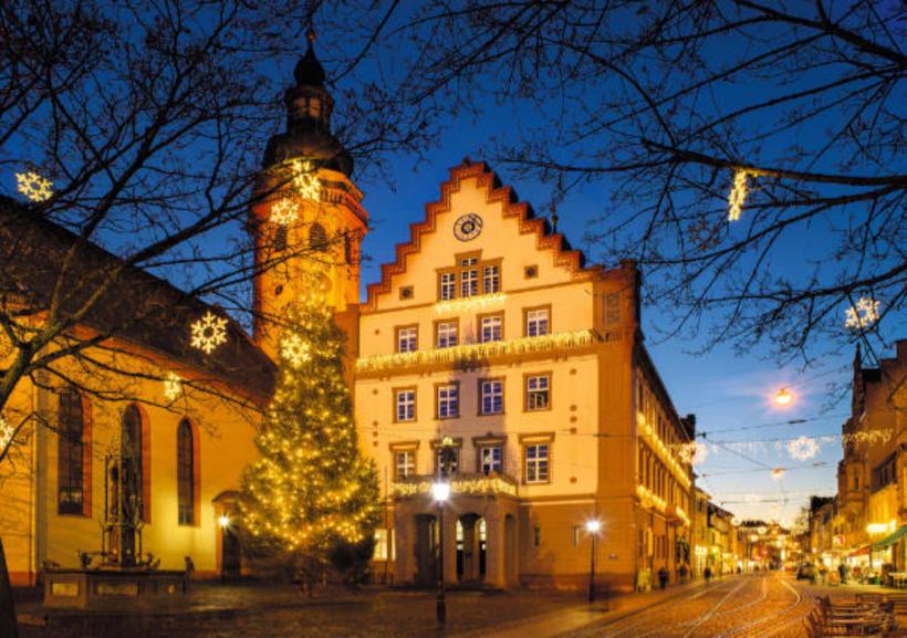 Karlsruhe Weihnachtsmarkt öffnungszeiten