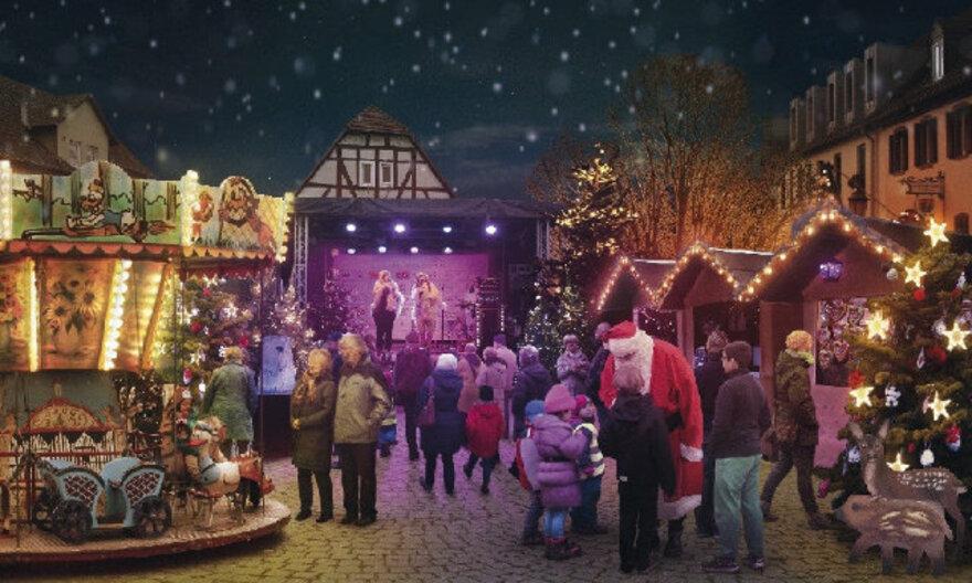 Weihnachtsmarkt In Hessen