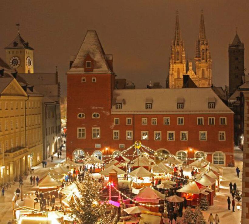 weihnachtsmarkt burglengenfeld