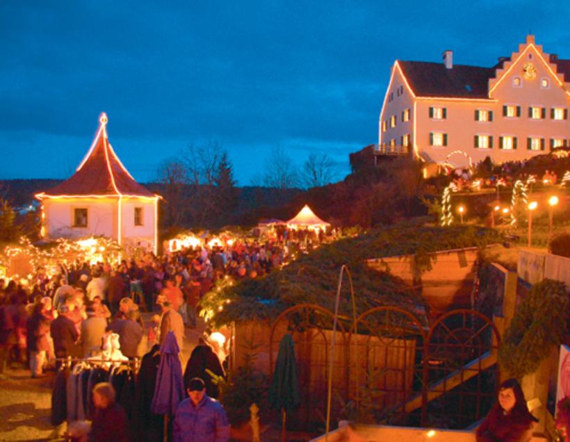 Weihnachtsmarkt Hexenagger.Weihnachtsmarkt Schloss Hexenagger Findet Nicht Mehr Statt