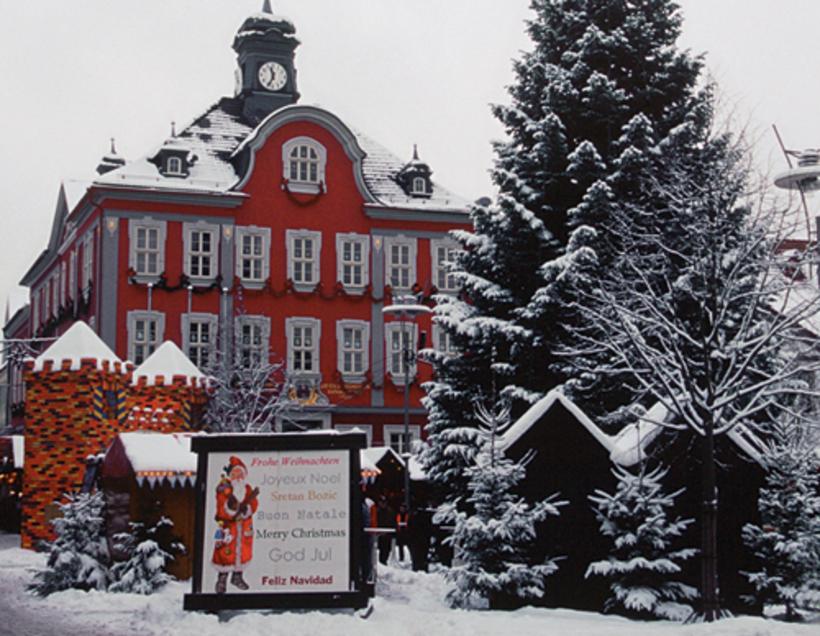 Suhl Weihnachtsmarkt.27 Sühler Chrisamelmart Weihnachtsmärkte In Thüringen