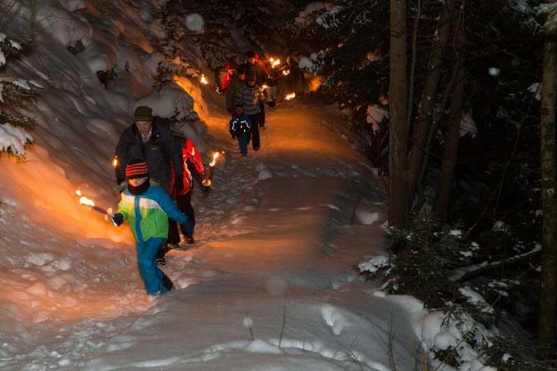 Mit Kind und Kegel - Sanfter Winter-Urlaub in der Zugspitz-Region