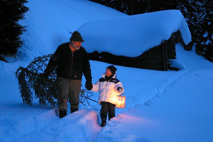 Winterzauber in Pfronten - Freizeitspaß im Allgäu für die ganze Familie