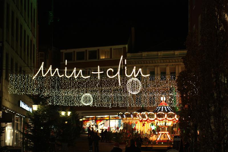 Mindener Gemeinschaftsprojekt Weihnachtsbeleuchtung geht in die nächste Runde