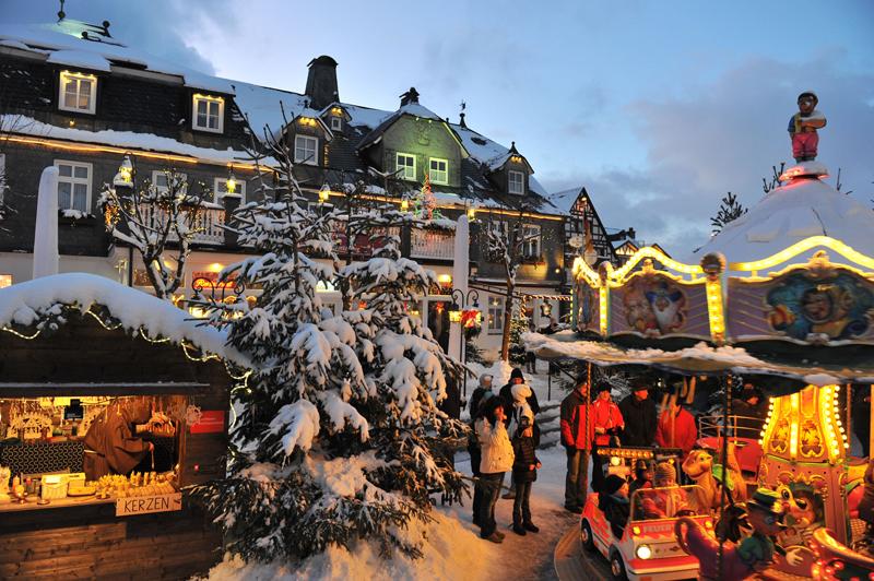 Wintermarkt on Ice