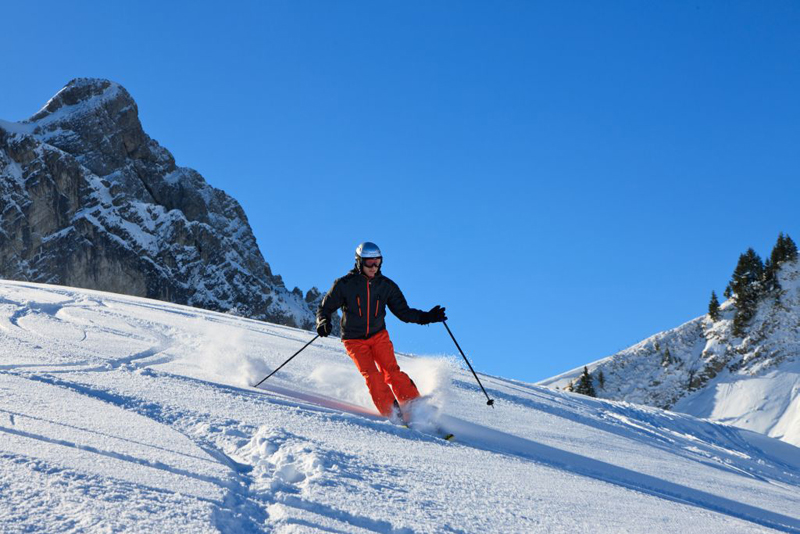 Wintersporttipps vom Olympioniken