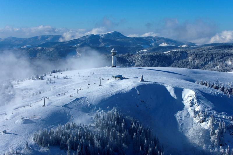 Winterliebe ist das Motto der Wintersaison 2014/2015 im Hochschwarzwald
