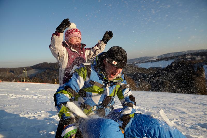 Wintersportler zieht es in Scharen in die Wintersport-Arena Sauerland