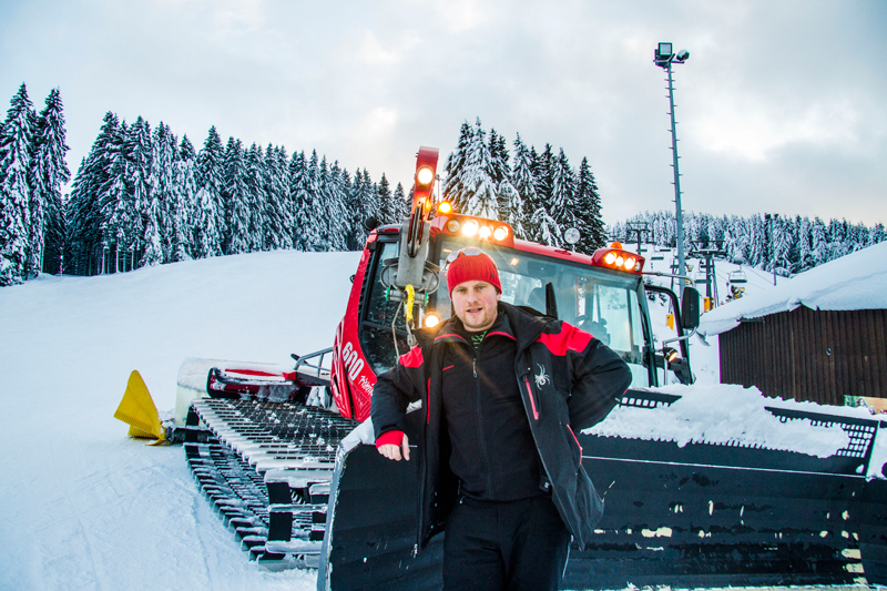 Die perfekte Rennpiste - Aus Poppenberghang wird Weltcuphang