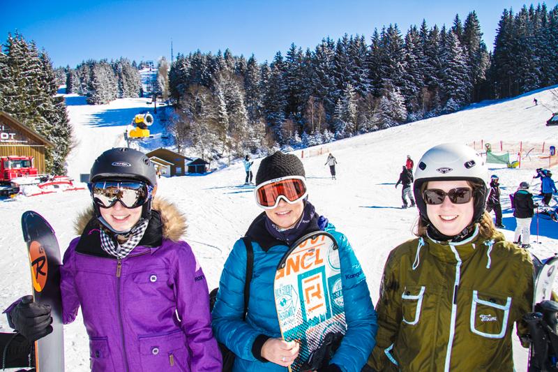 Skifahren, Langlaufen und Winterwandern in der Wintersport-Arena Sauerland