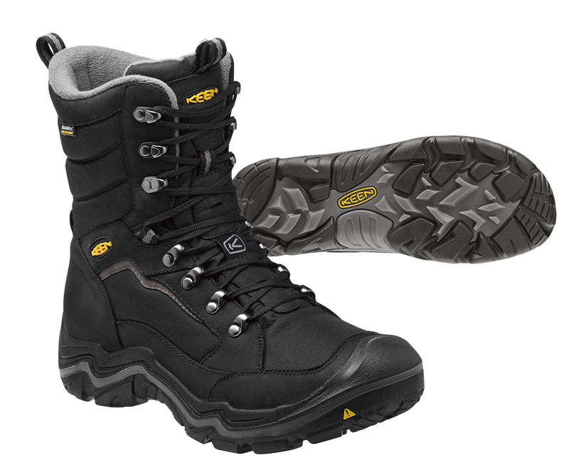 KEEN Durand Polar – Trailhead-Kollektion Winter. KEEN Europe Outdoor B.V. W&P PUBLIPRESS GmbH