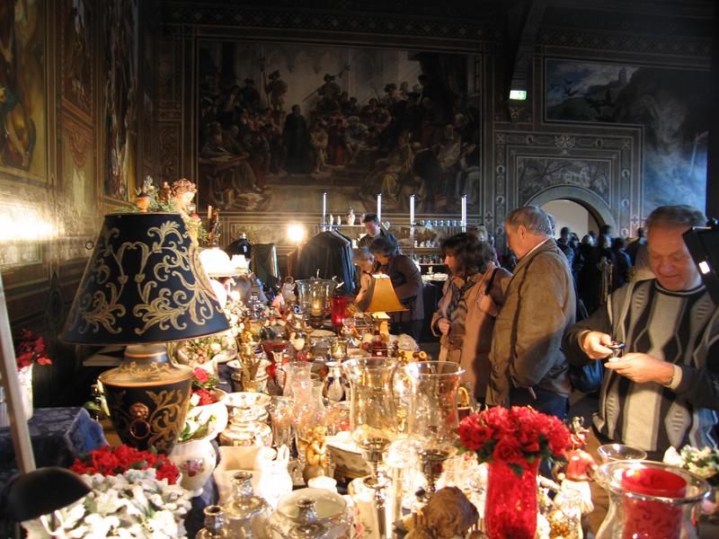 Winterträume aus Schloss Eldingen