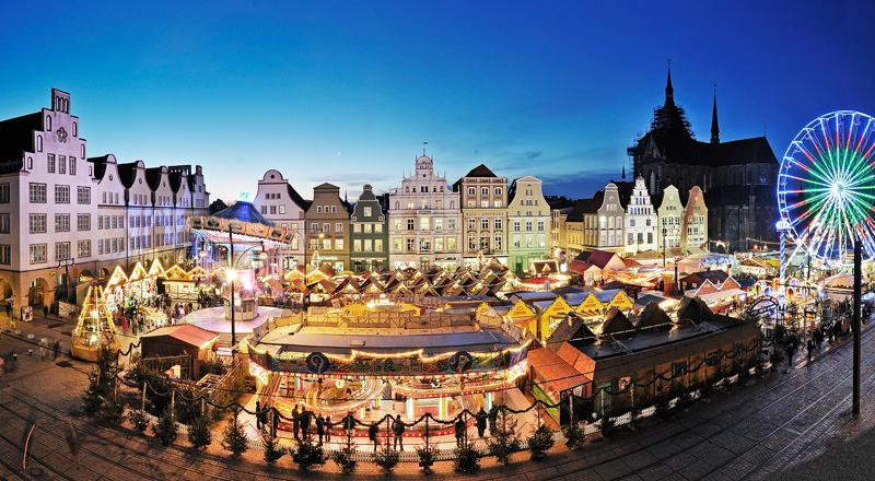 Wo Ist Der Größte Weihnachtsmarkt.Größter Weihnachtsmarkt Norddeutschlands In Rostock News Vom 09 11