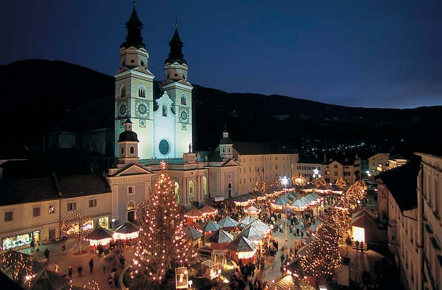 Christkindlmarkt-Rundreise in Südtirol