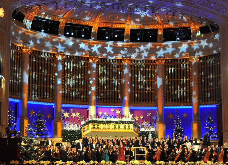 Musikalischer Advent in Wien