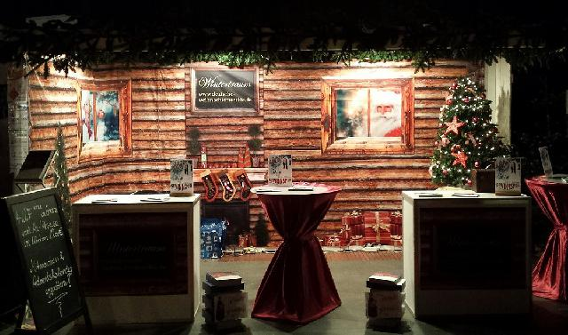 "<span class=""news-image-bildtext"">Wintertraum Messestand 2016 auf der Christmas & More Bremen</span>"